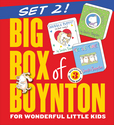 Jacket Image For: Big Box of Boynton Set 2!