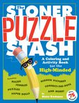 Jacket Image For: The Stoner Puzzle Stash