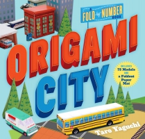 Jacket Image For: Origami City