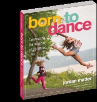 Jacket Image For: Born to Dance