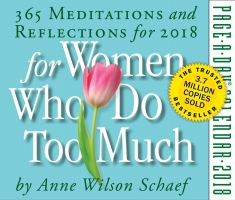 Jacket Image For: For Women Who Do Too Much Page-A-Day Calendar 2018