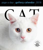 Jacket Image For: Cat Page-A-Day Gallery Calendar 2018
