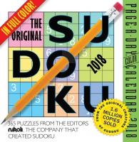 Jacket Image For: The Original Sudoku Page-A-Day Calendar 2018