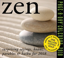 Jacket Image For: Zen Page-A-Day Calendar 2018