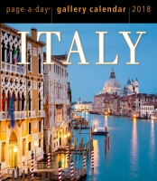 Jacket Image For: Italy Page-A-Day Gallery Calendar 2018