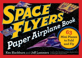 Jacket Image For: Space Flyers Paper Airplane Book