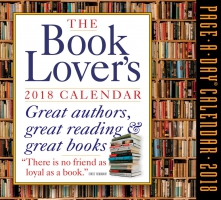 Jacket Image For: The Book Lover's Page-A-Day Calendar 2018