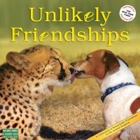 Jacket Image For: Unlikely Friendships Wall Calendar 2018