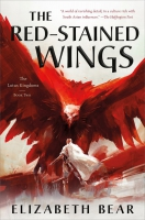 Jacket Image For: The Red-Stained Wings