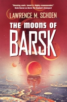Jacket Image For: The Moons of Barsk