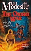 Jacket Image For: The Order War