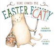 Jacket Image For: Here Comes the Easter Cat
