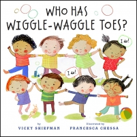 Jacket Image For: Who Has Wiggle-Waggle Toes?