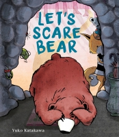 Jacket Image For: Let's Scare Bear