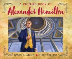 Jacket Image For: A Picture Book of Alexander Hamilton