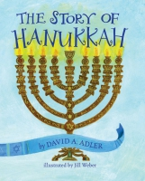 Jacket Image For: The Story of Hanukkah