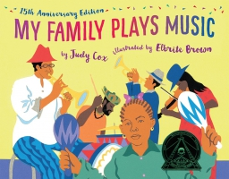 Jacket Image For: My Family Plays Music (15th Anniversary Edition)