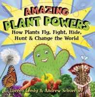 Jacket Image For: Amazing Plant Powers