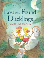 Jacket Image For: Lost and Found Ducklings