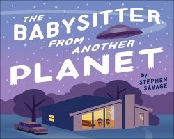 Jacket Image For: The Babysitter from Another Planet