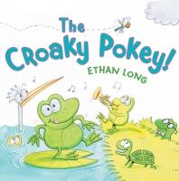 Jacket Image For: The Croaky Pokey!