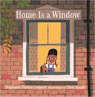 Jacket Image For: Home Is a Window