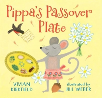 Jacket Image For: Pippa's Passover Plate