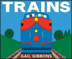 Jacket Image For: Trains