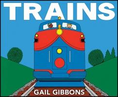 Jacket Image For: Trains
