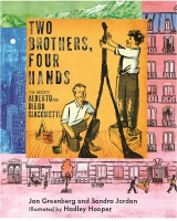 Jacket Image For: Two Brothers, Four Hands