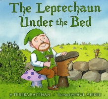 Jacket Image For: The Leprechaun Under the Bed