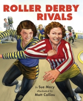 Jacket Image For: Roller Derby Rivals