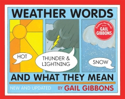 Jacket Image For: Weather Words and What They Mean
