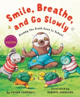 Jacket Image For: Smile, Breathe, and Go Slowly