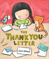 Jacket Image For: The Thank You Letter