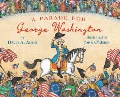 Jacket Image For: A Parade for George Washington