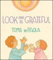 Jacket Image For: Look and Be Grateful