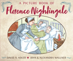 Jacket Image For: A Picture Book of Florence Nightingale