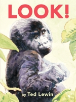 Jacket Image For: Look!