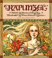 Jacket Image For: Rapunzel