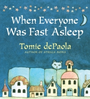 Jacket Image For: When Everyone Was Fast Asleep