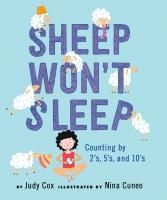 Jacket Image For: Sheep Won't Sleep