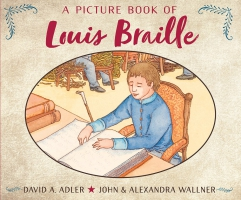 Jacket Image For: A Picture Book of Louis Braille