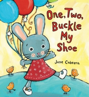 Jacket Image For: One, Two, Buckle My Shoe