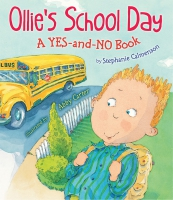 Jacket Image For: Ollie's School Day