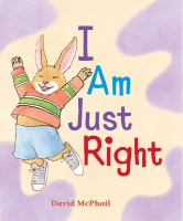 Jacket Image For: I Am Just Right