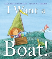 Jacket Image For: I Want a Boat!