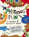 Jacket image for Monstrous Fun A Doodle and Activity Book
