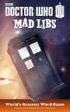 Jacket image for Doctor Who Mad Libs