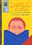 Jacket Image For: Snake Eyes: A Nicolas Cage Activity Book